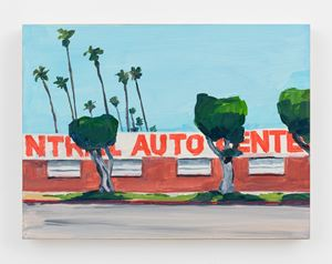 Auto Center by Jean-Philippe Delhomme contemporary artwork