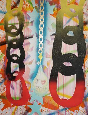 After Party by Daniel González contemporary artwork