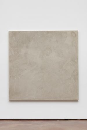Polished Concrete #2 by Analia Saban contemporary artwork