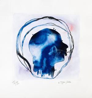 Moungo V by Barthélémy Toguo contemporary artwork