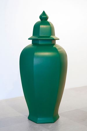 Perfect Vehicle by Allan McCollum contemporary artwork sculpture