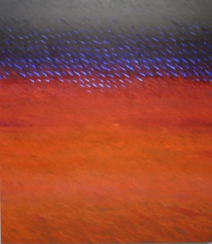 Between Venus and Malta by Joan Vennum contemporary artwork