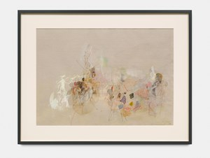 Tesatura destramata by Octav Grigorescu contemporary artwork