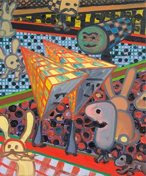 G-Park by Marcus Weber contemporary artwork