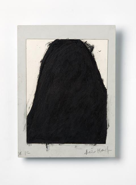 Steiler Haufen by Arnulf Rainer contemporary artwork