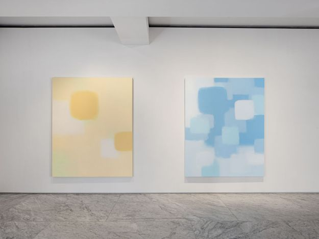Exhibition view: Suh Seung-Won,Suh Seung-Won: Simultaneity-No Limit, PKM Gallery, Seoul (8 September–9 October 2021). Courtesy PKM Gallery.