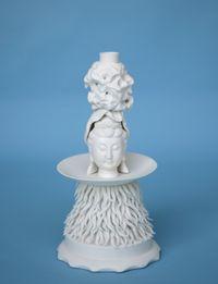 I Have Got a Headache 头痛 by André Dubreuil contemporary artwork ceramics