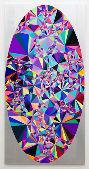 Prism.dark night. by Satoshi Ohno contemporary artwork