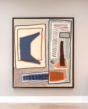 Qalbi, by Laurence Leenaert contemporary artwork