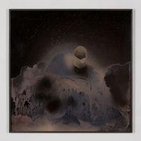 Pulsar, Kollaps, sehr kleines Objekt by Bettina Scholz contemporary artwork painting