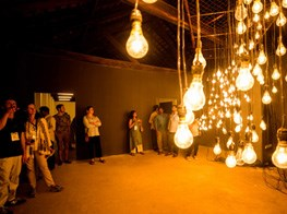 Forming in the Pupil of an Eye: A report from Kochi-Muziris Biennale 2016