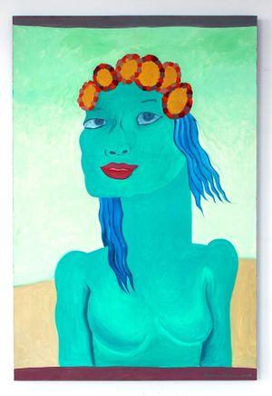 First Born by Barbara Nessim contemporary artwork