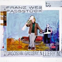 Franz West contemporary artist