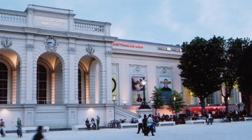 Kunsthalle Wien contemporary art institution in Vienna, Austria
