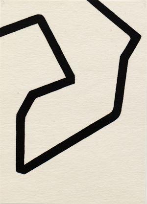 Cul-de-sac by Pollyxenia Joannou contemporary artwork
