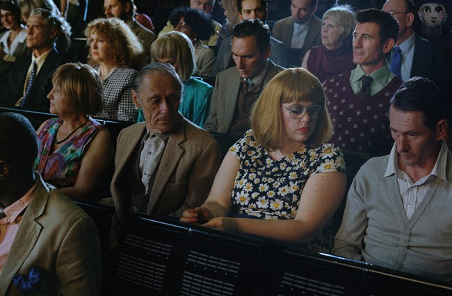 Orchestra East, Section B by Alex Prager contemporary artwork