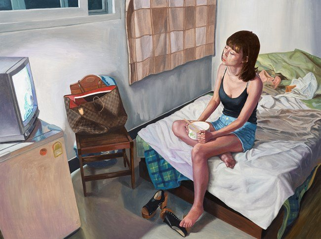 TV Dinner by Dongwook Suh contemporary artwork
