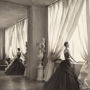 Nancy James Modelling One Of Her Husband's Creations by Cecil Beaton contemporary artwork