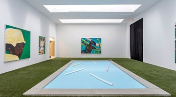Contemporary art exhibition, Henry Taylor, Solo exhibition at Blum & Poe, Los Angeles