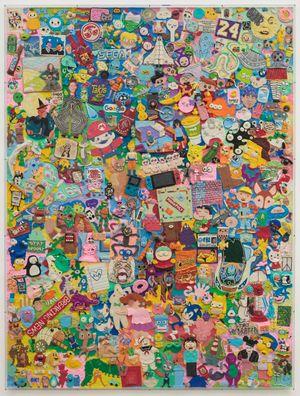 Dream Bobby Dream by Friends With You contemporary artwork