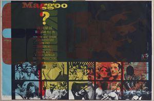 Magoo by Mimmo Rotella contemporary artwork