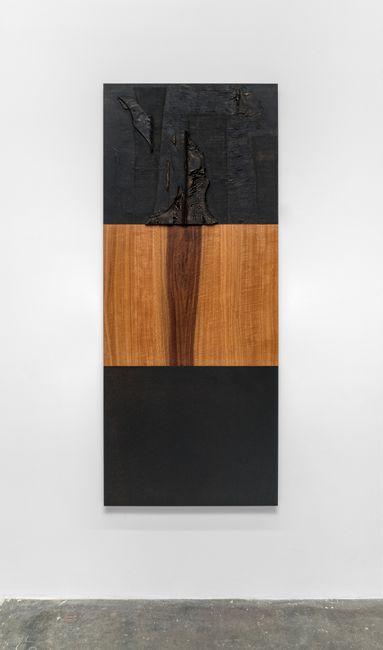 Floor, Wall, Ceiling (Figure) by John Henderson contemporary artwork