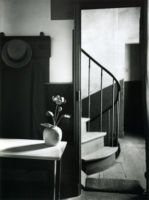 Chez Mondrian, Paris by André Kertész contemporary artwork