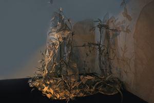 Bumi Dipijak, Langit Dijunjung by Lenny Ratnasari Weichert contemporary artwork