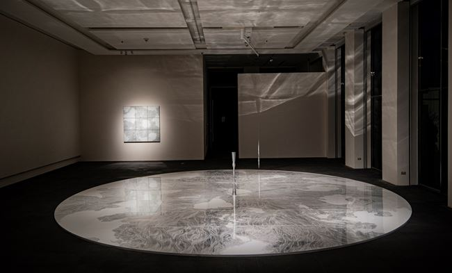 Flotage by Shinji Ohmaki contemporary artwork