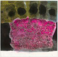 濃郁的春意 Bountiful Spring by Lee Chung-Chung contemporary artwork painting, works on paper, drawing