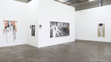 Contemporary art exhibition, Kristin Hollis, Skin at Jonathan Smart Gallery, Christchurch