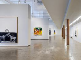 "Group Exhibition<br><em>JOE BRADLEY - TOBIAS PILS</em><br><span class=""oc-gallery"">Capitain Petzel</span>"