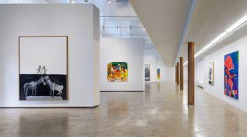 Contemporary art exhibition, Group Exhibition, JOE BRADLEY - TOBIAS PILS at Capitain Petzel, Berlin, Germany