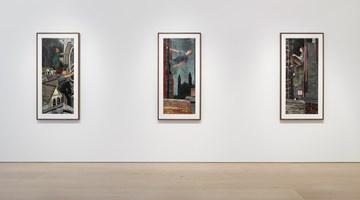 Contemporary art exhibition, Hernan Bas, Cambridge Living at Victoria Miro, Mayfair, London, United Kingdom