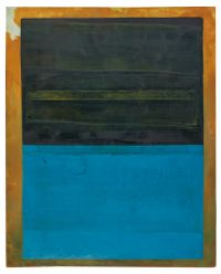 Rectangle C by Tadashi Sugimata contemporary artwork painting, works on paper