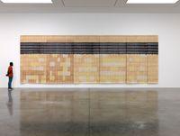 Ayoo by Ibrahim Mahama contemporary artwork works on paper, print