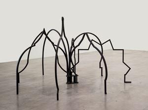 L'Araignée by Zoulikha Bouabdellah contemporary artwork
