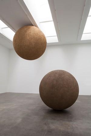 Ground Transposition by Yukinori Yanagi contemporary artwork