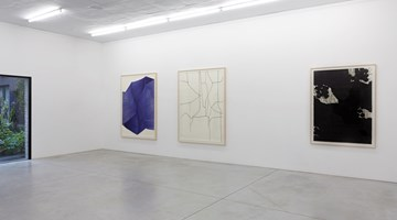Contemporary art exhibition, Thomas Müller, Recent Drawings at Kristof De Clercq gallery, Ghent