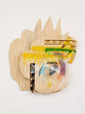 Story VII by Richard Tuttle contemporary artwork